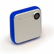 iON SnapCam Wearable HD Camera with Wi-Fi and Bluetooth - Silver