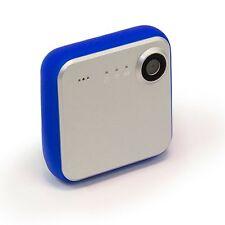 Ion snapcam indossabile Telecamera HD con Wi-Fi e Bluetooth-Argento