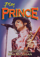 PRINCE New Sealed GUITAR INSTRUCTIONAL MAX MILLIGAN DVD