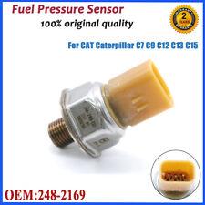 Pressure Sensor Fit for Caterpillar C7 C9 C12 C13 C15 248-2169E02 2482169C02 Pressure Sensor