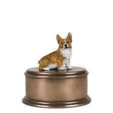 Perfect Memorials Corgi Figurine Cremation Urn