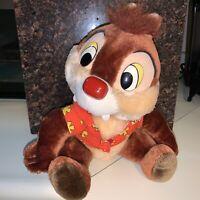 "Vintage Chip n Dale Rescue Rangers ""Dale"" Plush Disneyland Walt Disney World"