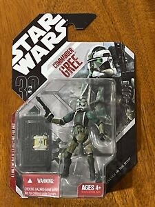 Hasbro Star Wars 30th Anniversary 08-03 Commander Gree 2008