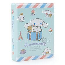 Cinnamoroll Pocket File Holder 6 hole ring binder Sanrio Kawaii Cute F/S NEW