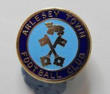 Arlesey Town Football Club Enamel Badge - Non League Football Clubs -