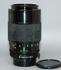 Minolta Vivitar 100mm f2.8 Macro 1:1 manual focus lens f/ Minolta MD -Nice Ex++!