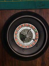Roulette wheel, portable