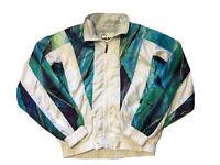 VTG Head Tennis Windbreaker Multicolor Retro Jacket Size Medium