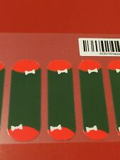 Jamberry Half Sheet - Wrapped Up - Holiday Tips - Retired VHTF