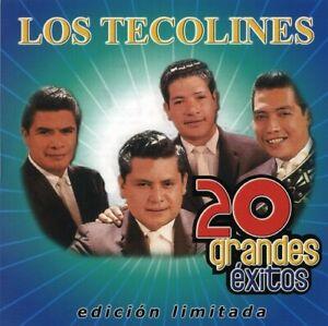 Los Tecolines - 20 Grandes Exitos: Segunda Edicion [New CD]