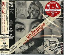 OST-UN HOMME ET UNE FEMME REMASTERED EDITION-JAPAN CD D86