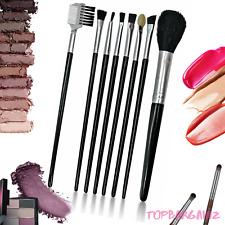 Make Up Brushes Set Makeup Eye Shadow Eyebrow Blusher Powder Cosmetic Brush 8 pc