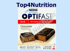 OPTIFAST® 800 CHOCOLATE BAR 12 BOXES 84 SERVINGS NEW FORMULA