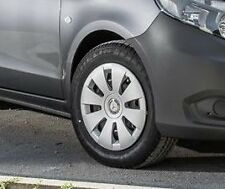 Genuine Mercedes   Wheel Trims 16'' INCH  set of Four   A447