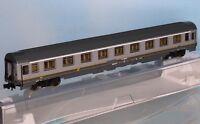 Fleischmann 814451, Spur N, FS 1.Kl. Eurofima-Wagen 4-achsig, grau