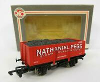 OO Gauge Dapol Nathaniel Pegg Steam Coal & Coke Limited Edition Wagon (L4)