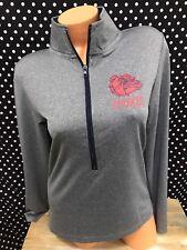 Victoria's Secret Ultimate Gonzaga Bulldogs Pullover Sweatshirt Large New v11