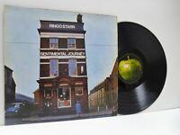 RINGO STARR sentimental journey (1st uk press) LP EX/VG+, PCS 7101, vinyl, album