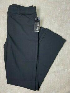 Girls George Belted Dress Pant Black 12