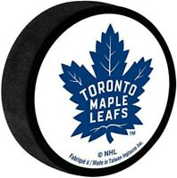 Toronto Maple Leafs NHL Team Logo Foam Mini Hockey Puck