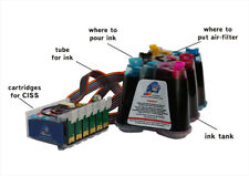 CISS for Epson T1110 printer - Continuous Ink Supply System