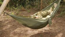"Snugpak Tropical Hammock 61640 Measures 9' long x 4' 5"" wide. Weight capacity up"