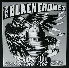 BLACK CROWES 2013 WISER FOR THE TIME 4 LP LIVE 180 gram MARBLED VINYL BOX SET NM