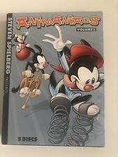 Animaniacs, Volume. 2 Five Discs  DVD Region 1