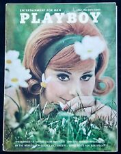 Vintage Playboy Magazine – July 1963 - Vargas Pinup Art & Carrie Enright