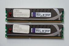 8GB {2x4GB} Kingston HyperX Genesis DDR3 Memory 1600MHz CL9 {KHX1600C9D3X2K2/8GX