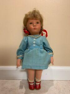 Vintage Kathe Kruse Doll - Made in Germany