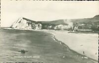 Shakespeare Cliff, Dover (Valentine's, no. H7060) 1949. Posted 1963