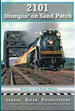 2101 Stompin' on Sand Patch DVD Reading Freedom Train