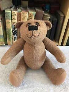 Harris Tweed Teddy Bear - Rare
