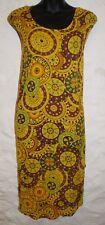 New Fair Trade Umbrella Dress 18 20 Ethnic Boho Ethical India Circles