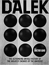 Doctor Who: Dalek...New Illustrated Hardcover