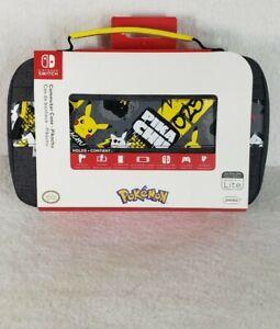 Nintendo Switch Travel Commuter Case - Pikachu (NEW)