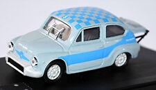 Fiat Abarth 1000 TC Gr.5 1968 grau blau grey blue 1:43 ProgettoK