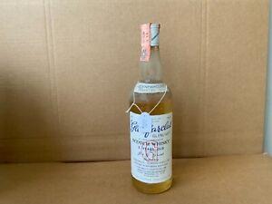 Whisky glenfarclas —-cl 75——vol 40—-distilled 1974