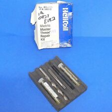 HELICOIL M12X1.75 METRIC MASTER THREAD REPAIR KIT 5403-21 *NEW*
