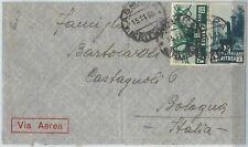 72025 - AOI  ERITREA  - Storia Postale: BUSTA posta aerea da ASMARA 1935