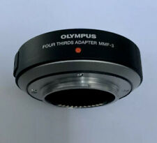 Olympus mmf-3 four thirds adapter, excellent used condition.