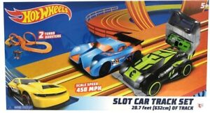 NEW Hot Wheels 1:43 Slot Track Set- 632Cm from Mr Toys