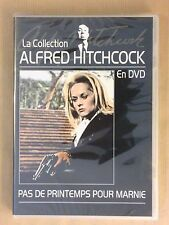 DVD HICHTCOCK / SUEURS FROIDES / KIM NOVAK / NEUF SOUS CELLO