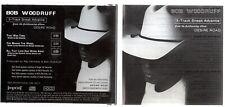 BOB WOODRUFF - 3 track sneak advance promo from Desire Road CD