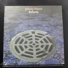 "Johnny Fiasco - Defacto 2 12"" VG+ CAJ 275 Vinyl Record Chicago House 1997 USA"
