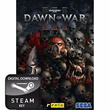 Warhammer 40,000 40000 Dawn of War III 3 PC, Mac y Linux clave de vapor