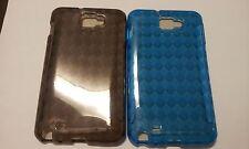 PACK 16 - 2 CARCASAS para Samsung Galaxy NOTE i9220