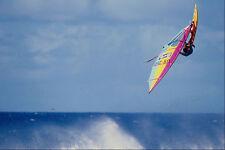 568091 Very High Jump Hookipa Dave Kalama A4 Photo Print