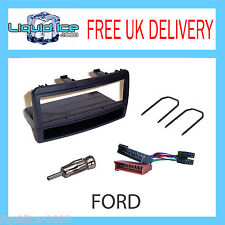 FORD TRANSIT VAN 1996 TO 2005 PANEL SURROUND ADAPTOR FASCIA STEREO FITTING KIT